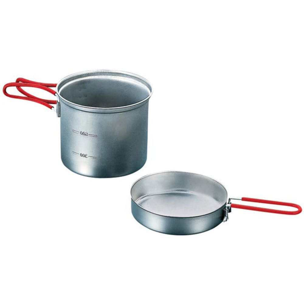 EVERNEW Titanium UL Deep Pot - NO COLOR