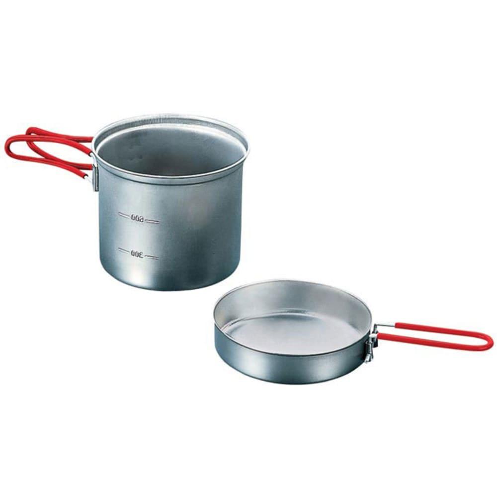 EVERNEW Titanium UL Deep Pot - NO COLOR
