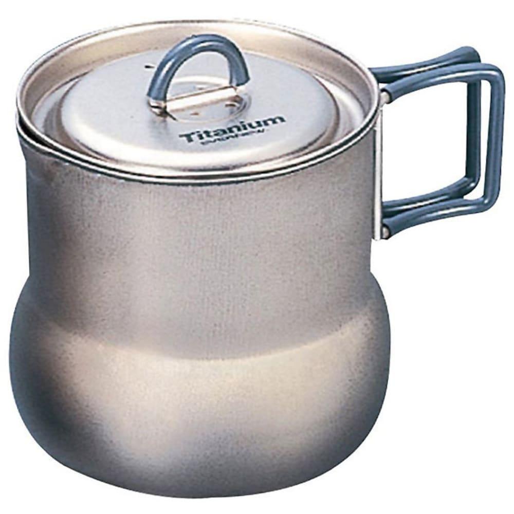 EVERNEW 600mL Titanium Tea Pot - NO COLOR