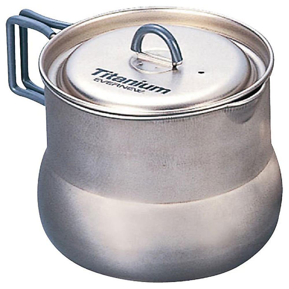 EVERNEW 800mL Titanium Tea Pot - NO COLOR
