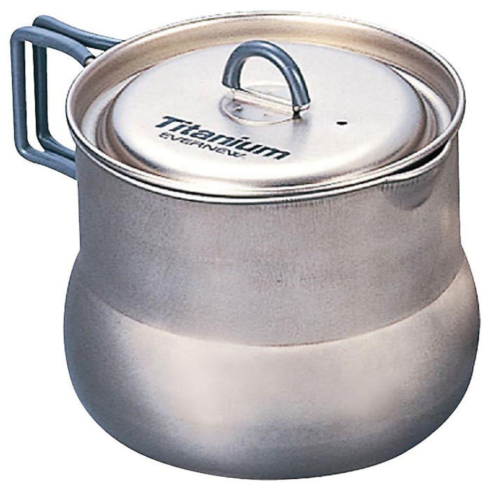 EVERNEW 800mL Titanium Tea Pot NO SIZE