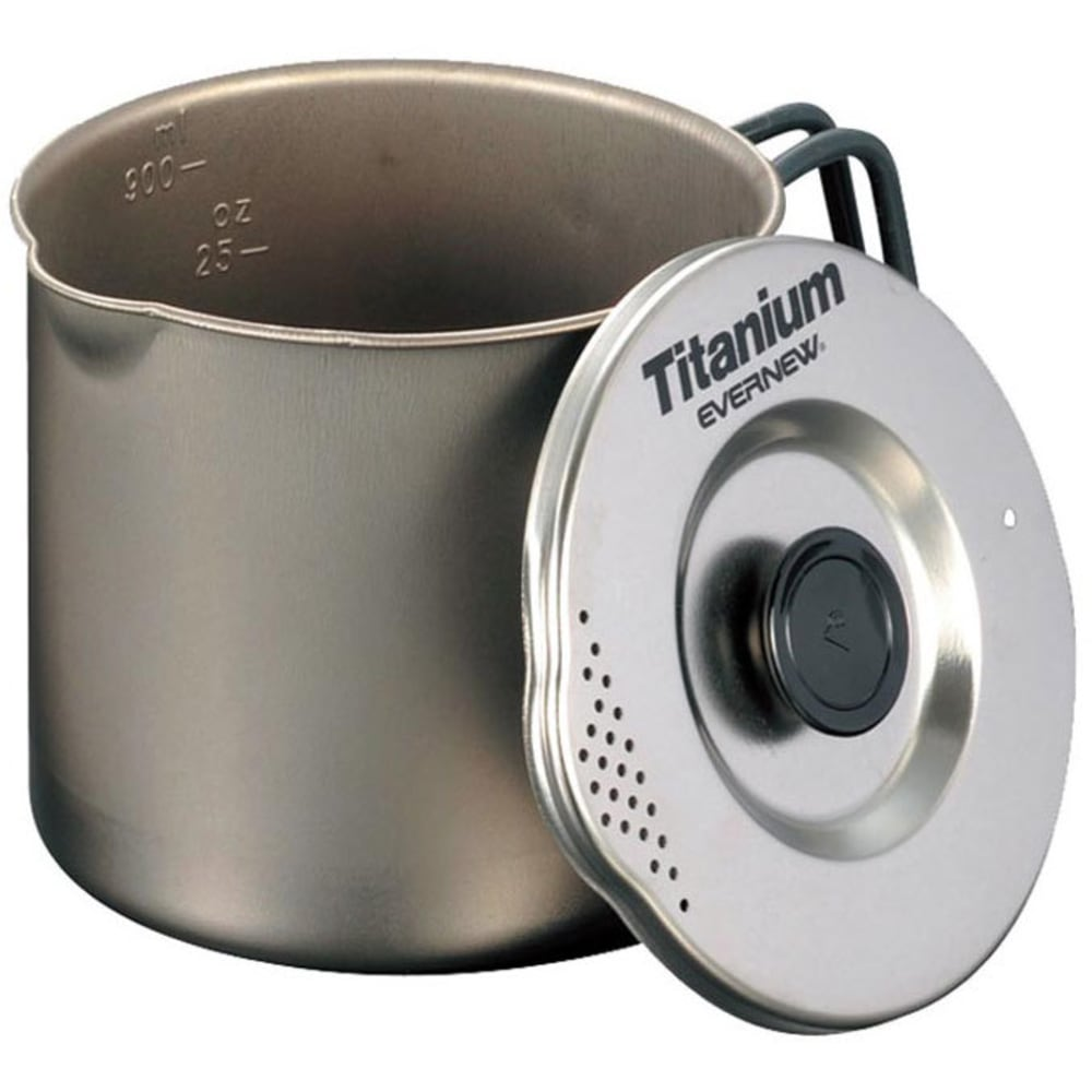 EVERNEW Titanium Pasta Pot, Medium - NO COLOR
