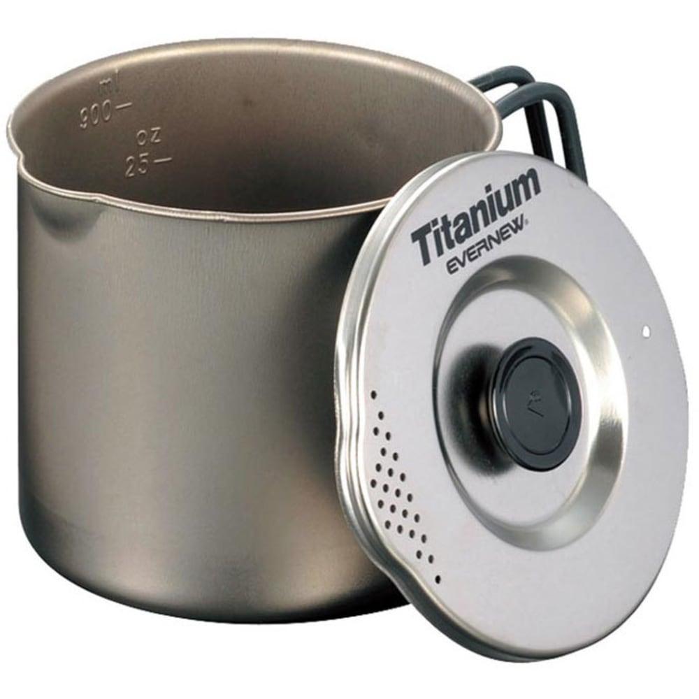 EVERNEW Titanium Pasta Pot, Medium - NO COLOR