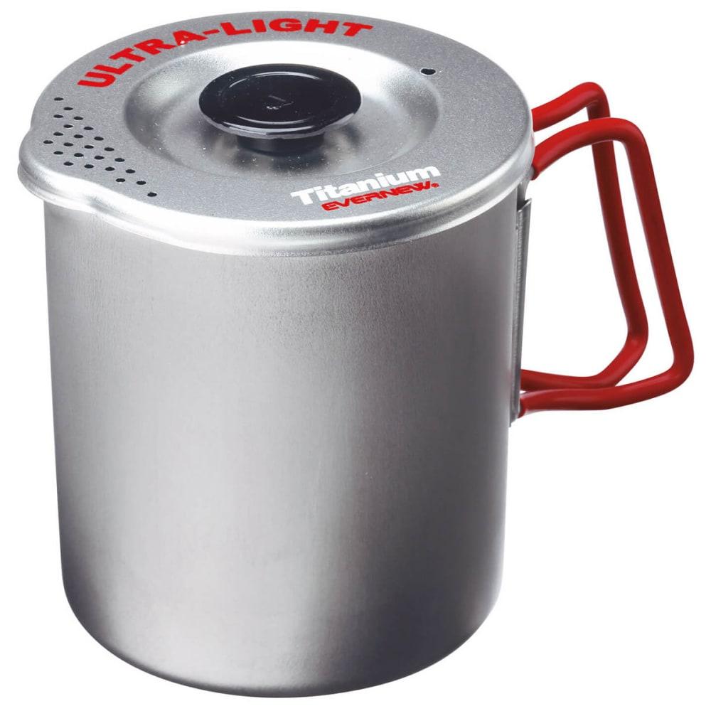 EVERNEW Titanium Pasta Pot, Small - NO COLOR