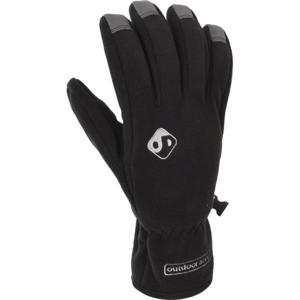 OUTDOOR DESIGNS Konagrip Gloves  - BLACK