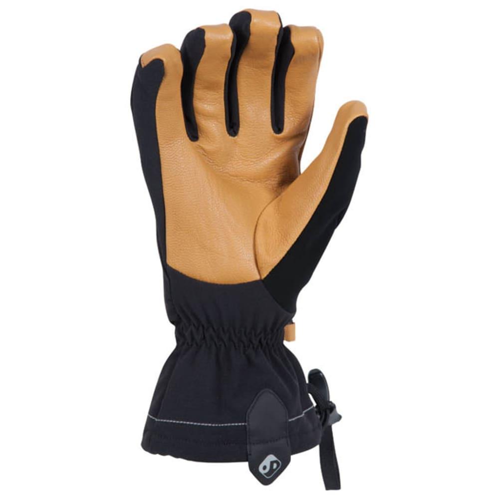 OUTDOOR DESIGNS Diablo Softshell Gloves - NATURAL