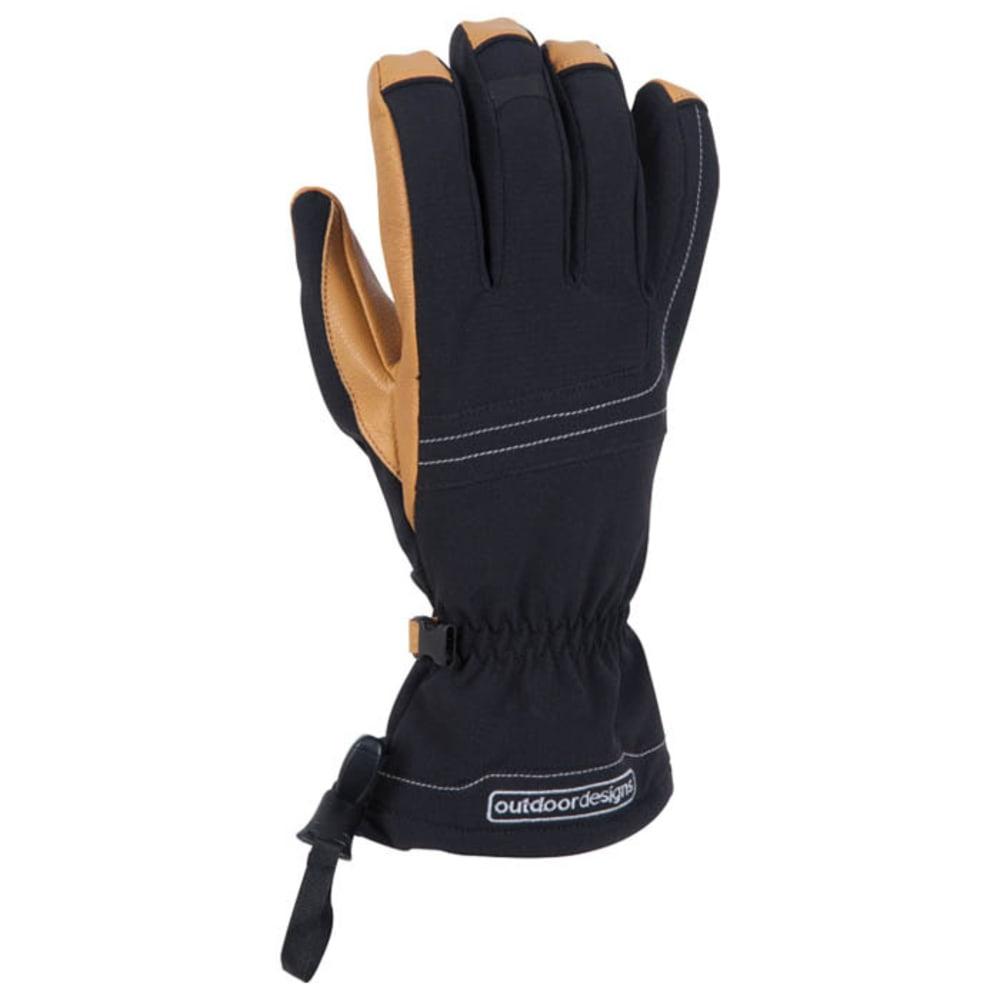 OUTDOOR DESIGNS Diablo Softshell Gloves S