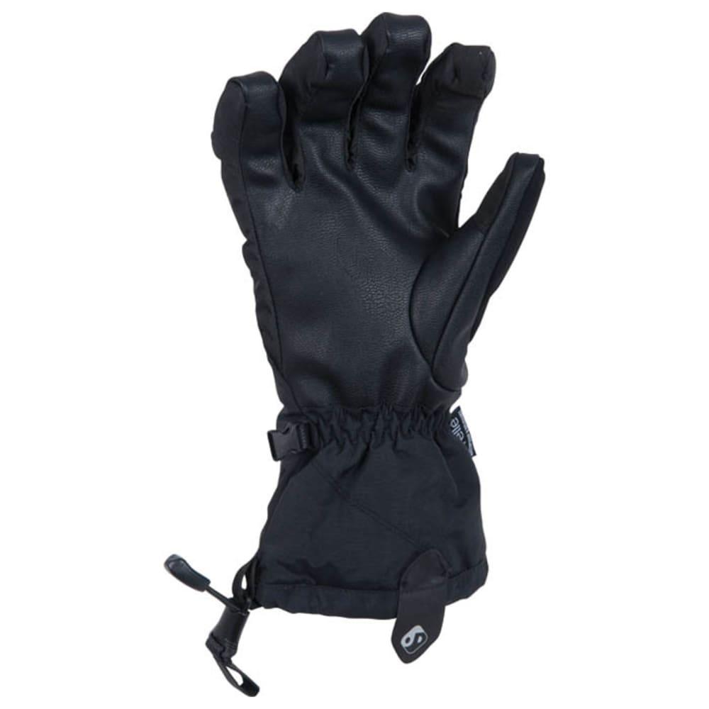 OUTDOOR DESIGNS Summit Lite Gloves - BLACK