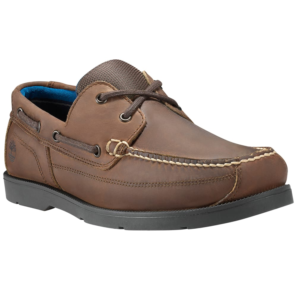 TIMBERLAND Men's Piper Cove Boat Shoes - BROWN