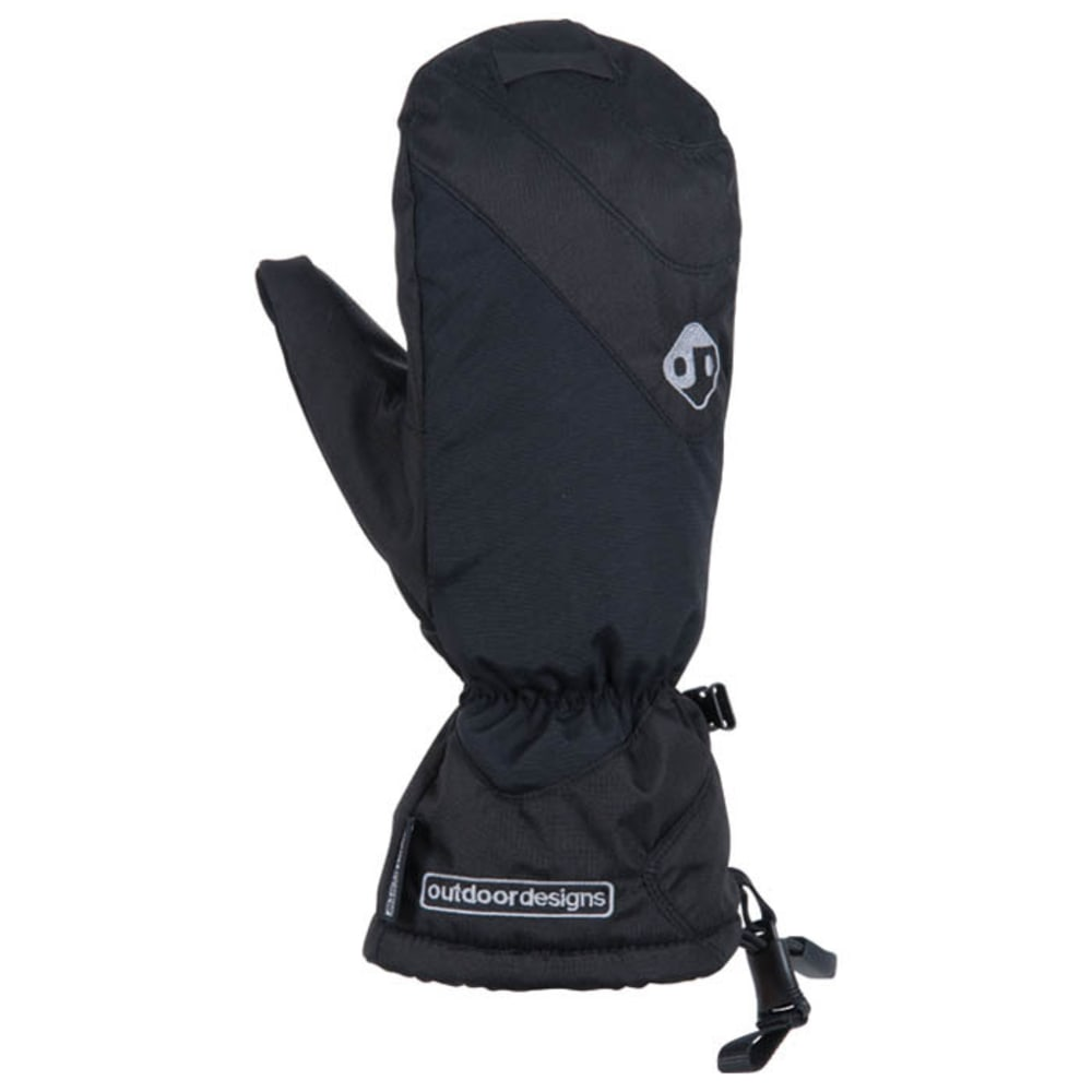 OUTDOOR DESIGNS Summit Mitts  - BLACK