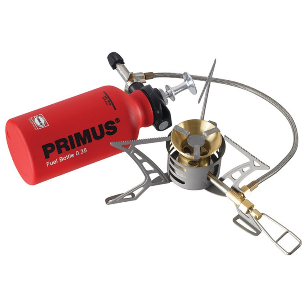PRIMUS OmniLite TI Stove with .35L Fuel Bottle - NO COLOR