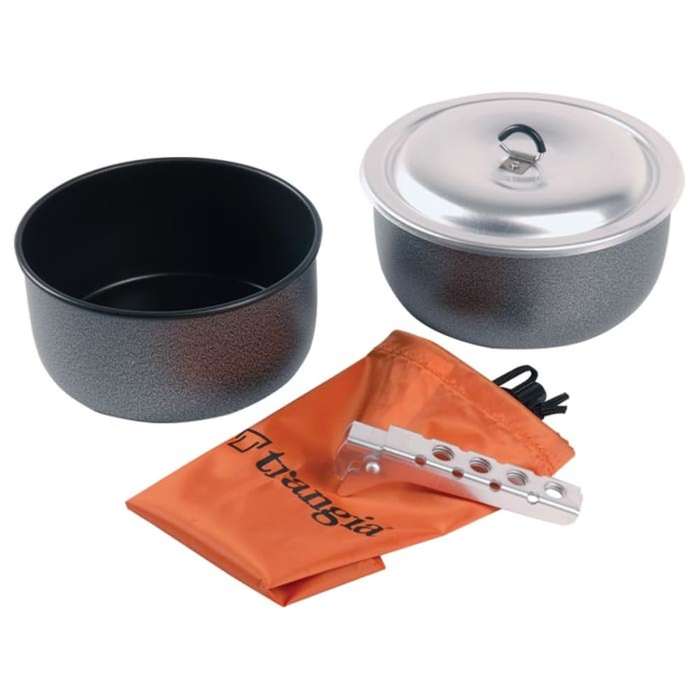 TRANGIA Tundra 2 Hard Anodized Pans - NO COLOR