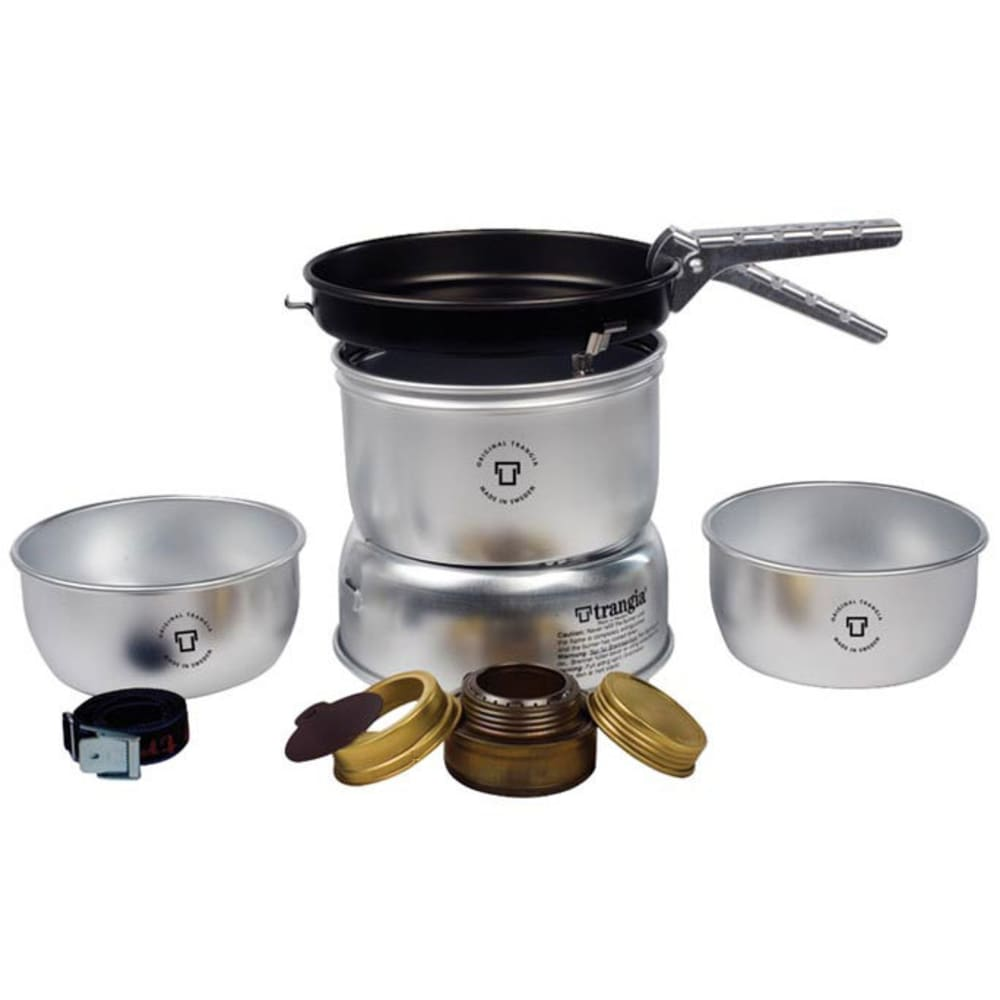 TRANGIA 27-3 Ultralight Stove Kit - NO COLOR