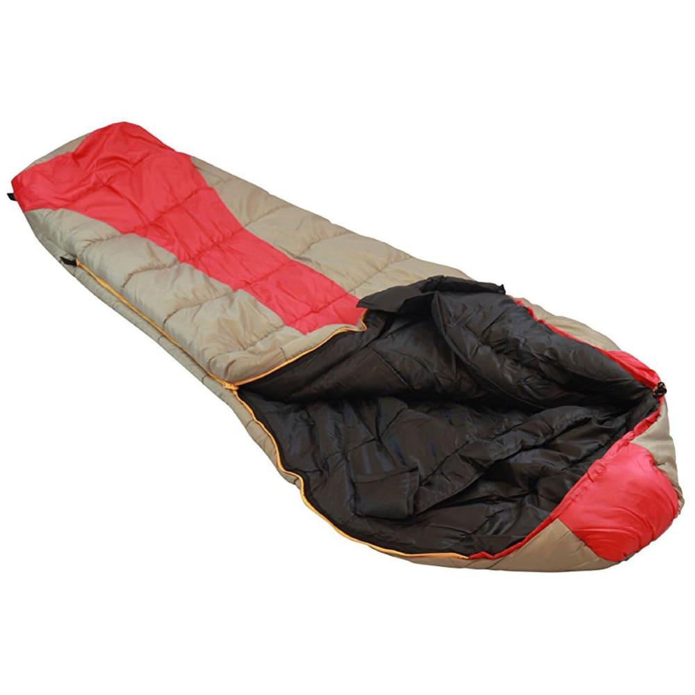 LEDGE River 20 Degree Sleeping Bag - RED