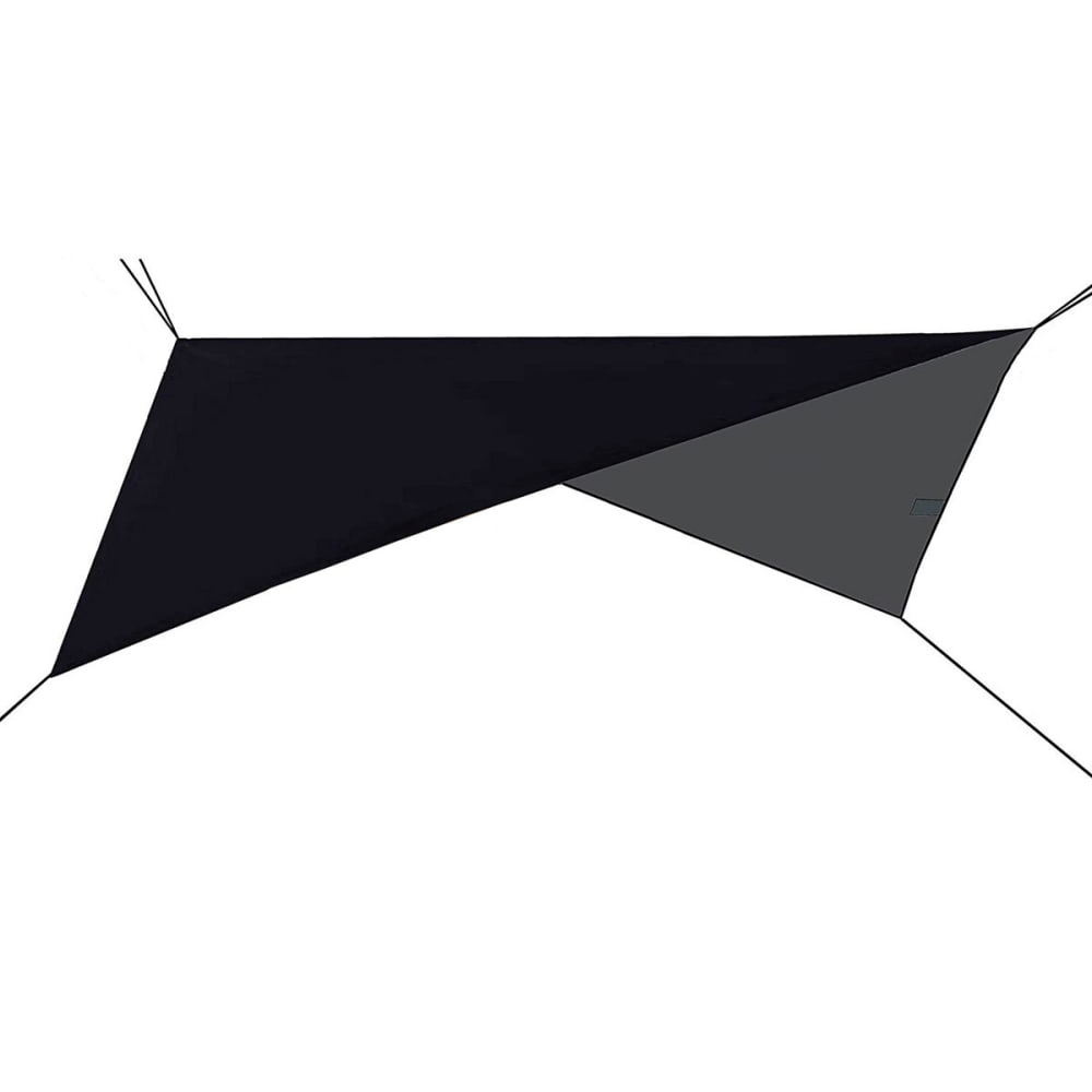 HAMMOCK BLISS Extra Large Rain Fly - BLACK