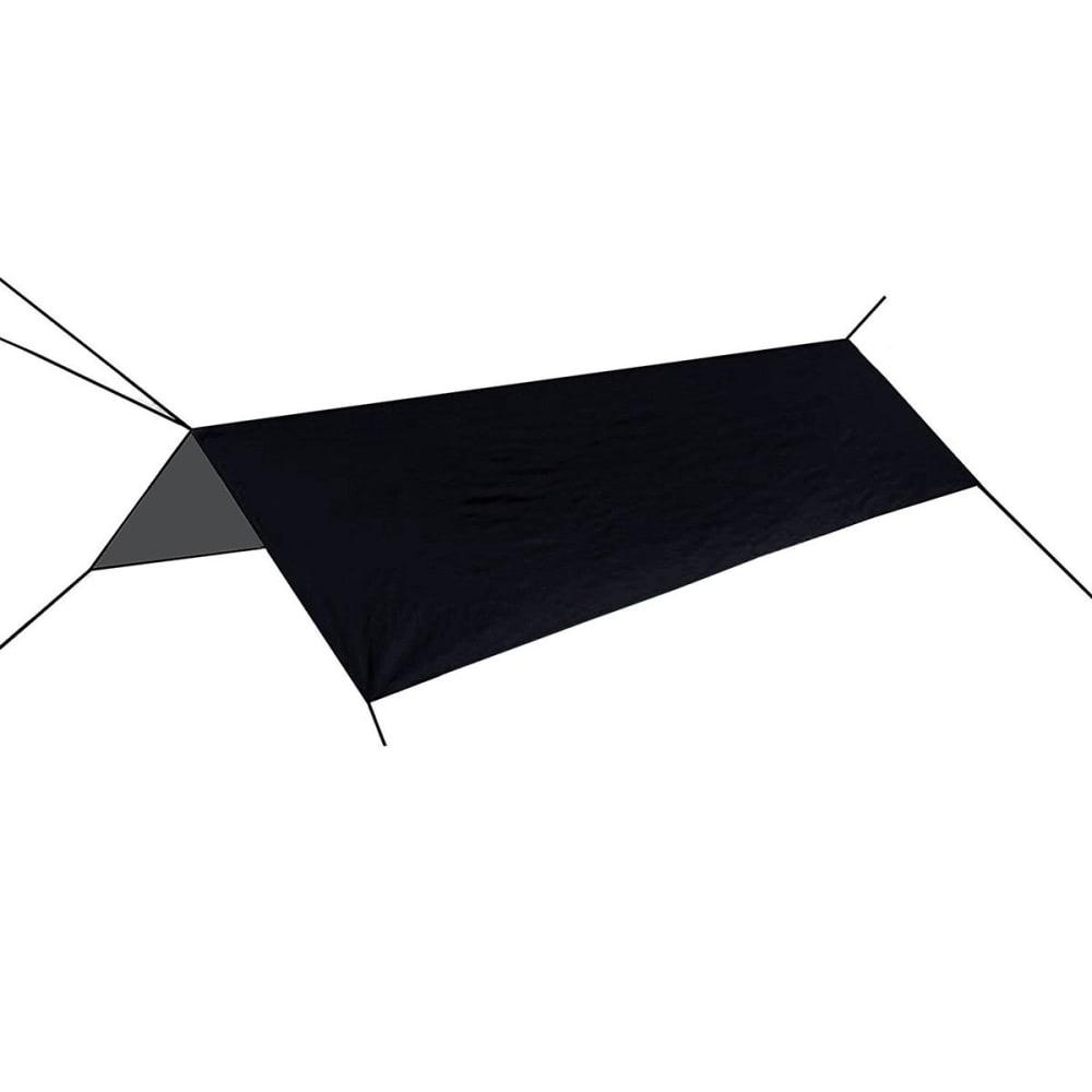 HAMMOCK BLISS Extra Large Rain Fly - BLACK