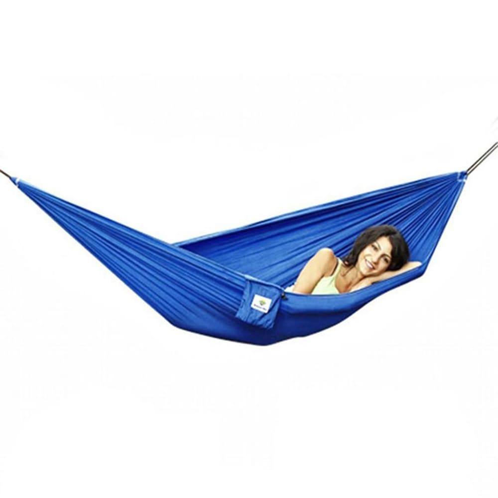 HAMMOCK BLISS Double Hammock - BLUE/PURPLE