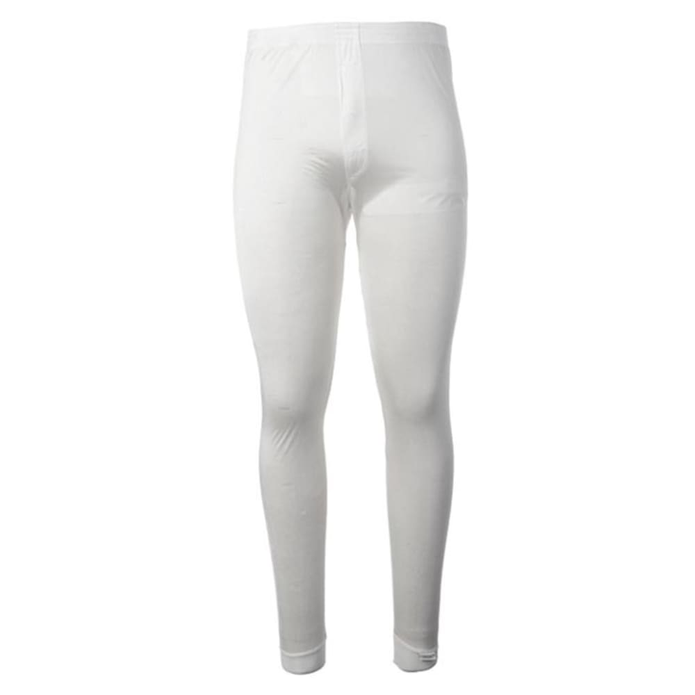TERRAMAR Men's Thermasilk Base Layer Bottoms - NATURAL