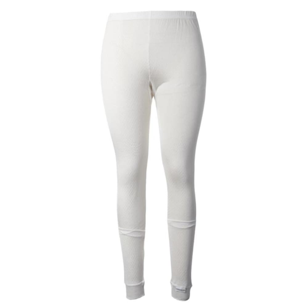 TERRAMAR Women's Thermasilk Base Layer Bottoms - NATURAL