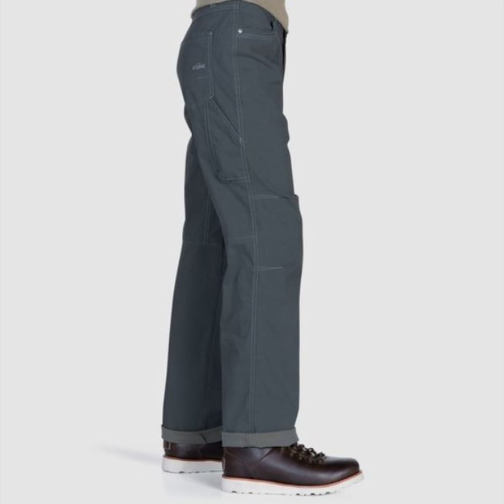 KUHL Big Boys' Revolvr Pants - CARBON