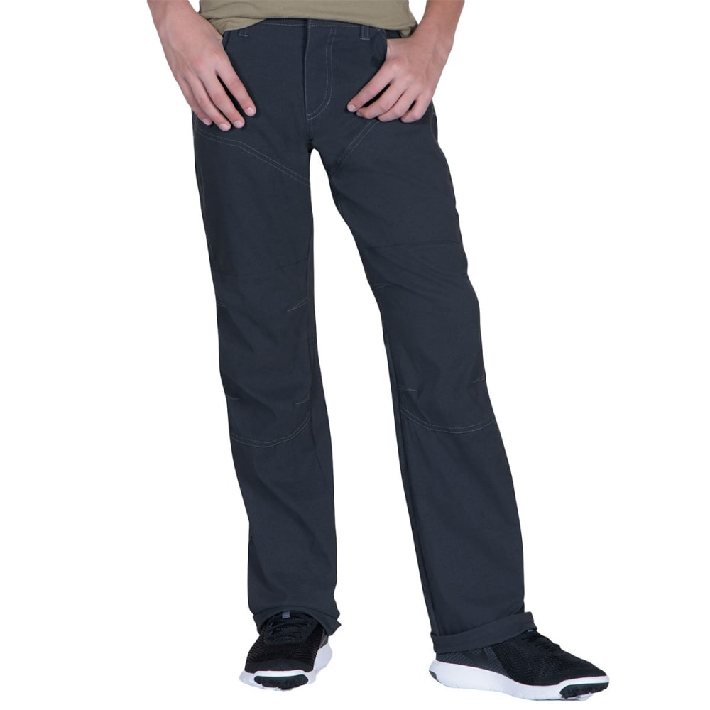 KUHL Big Boys' Renegade Pants - KOAL
