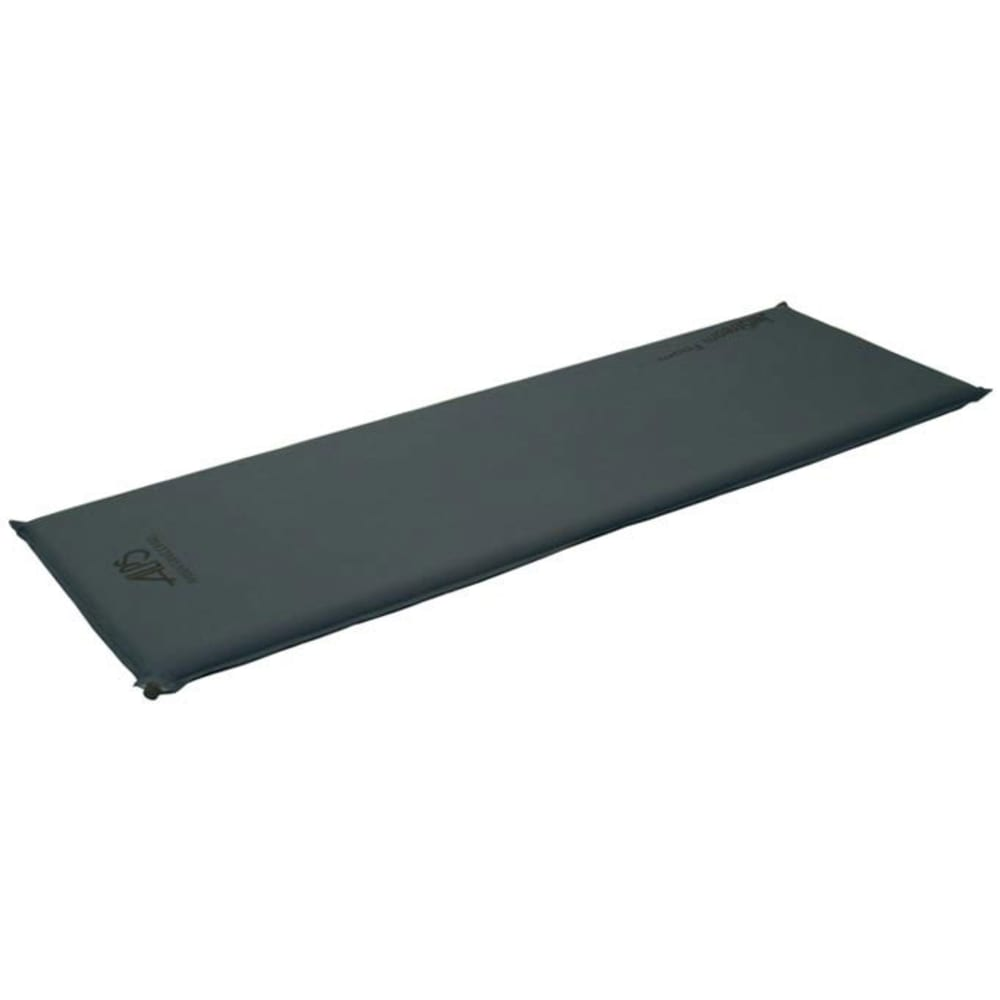 ALPS MOUNTAINEERING Lightweight Air Pad, Short  - DARK GREY