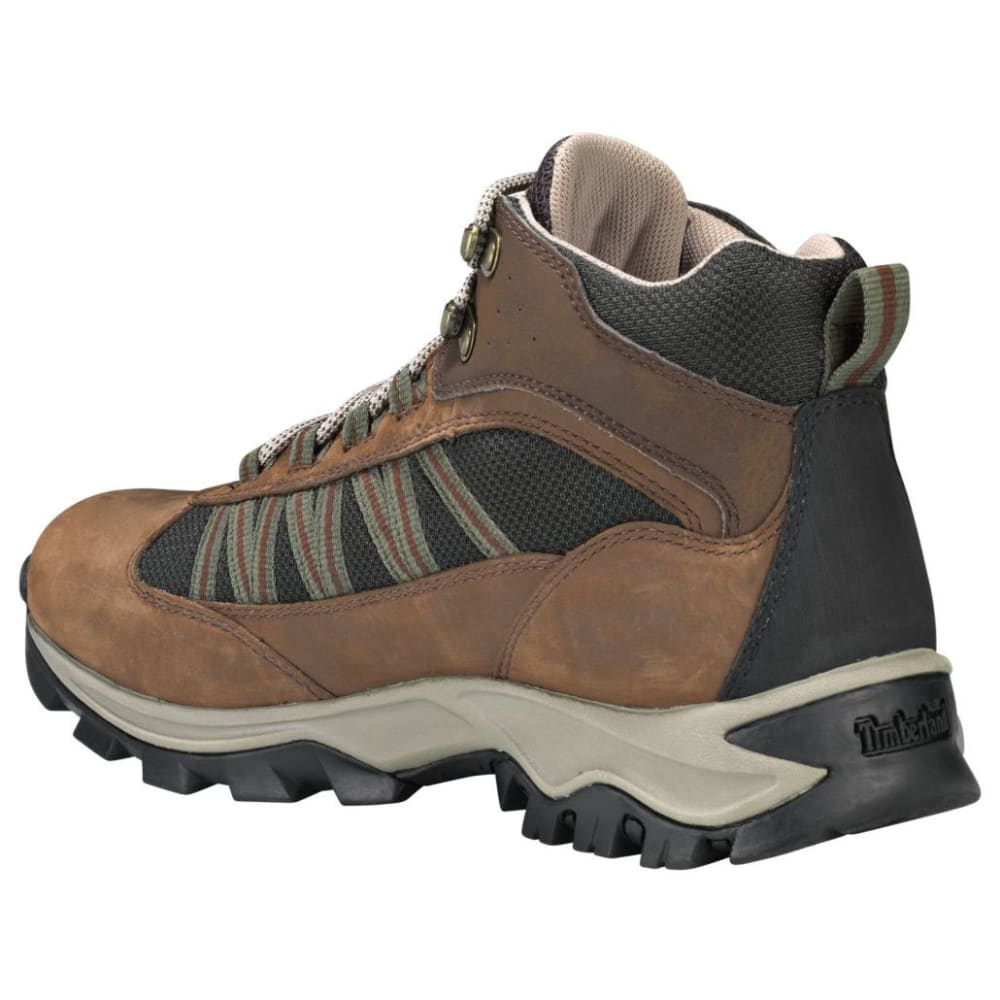 250aabf3769 TIMBERLAND Men's Mt. Maddsen Lite Mid Waterproof Hiking Boots