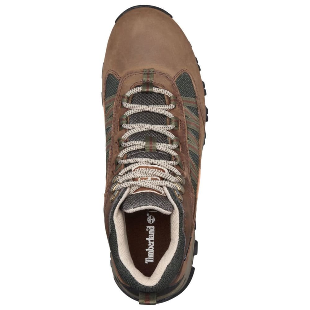 f1f4ea9ee43cb TIMBERLAND Men  39 s Mt. Maddsen Lite Mid Waterproof Hiking Boots - DARK