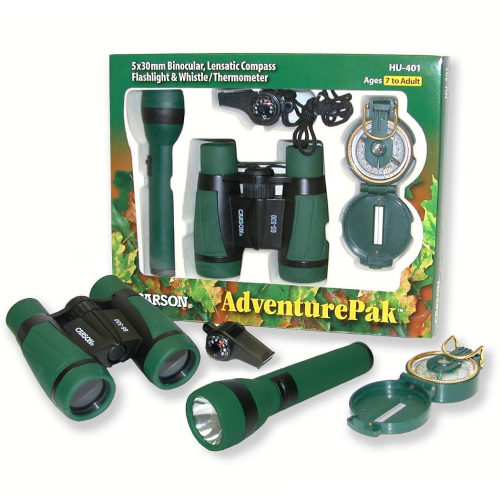 CARSON OPTICAL AdventurePak - NO COLOR
