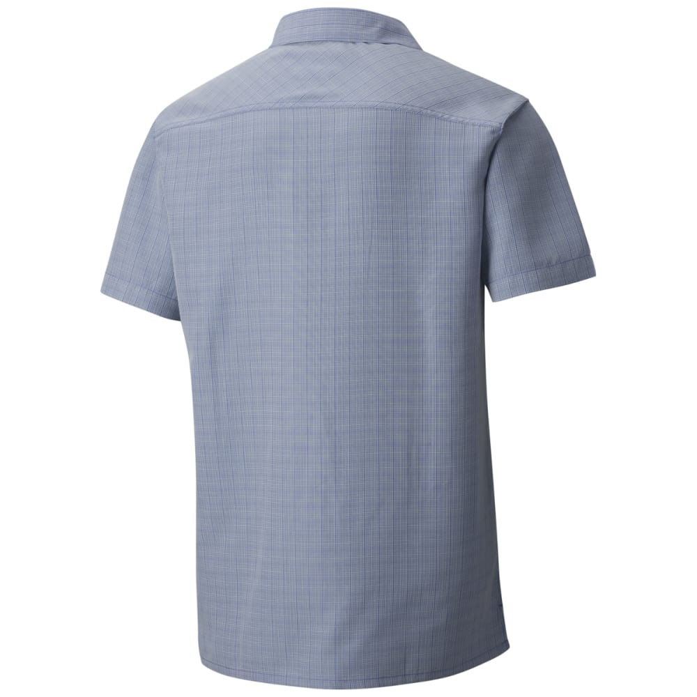COLUMBIA Men's Declination Trail™ II Short-Sleeve Shirt - STEEL-414