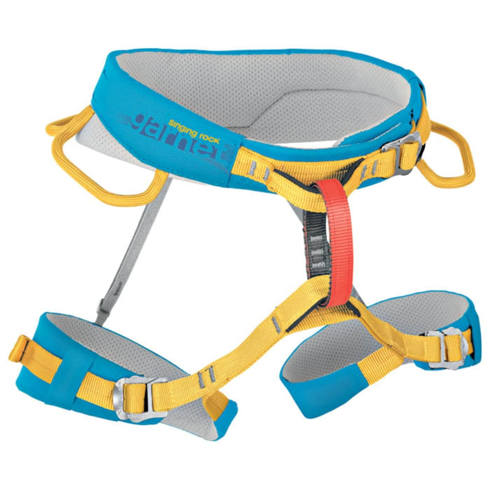 SINGING ROCK Garnet Climbing Harness - AZURE