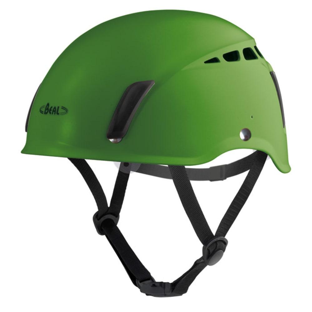 BEAL Mercury Group Climbing Helmet - GREEN