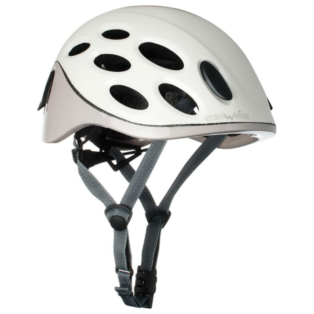 EDELWEISS Venturi Climbing Helmet - GREY/WHITE