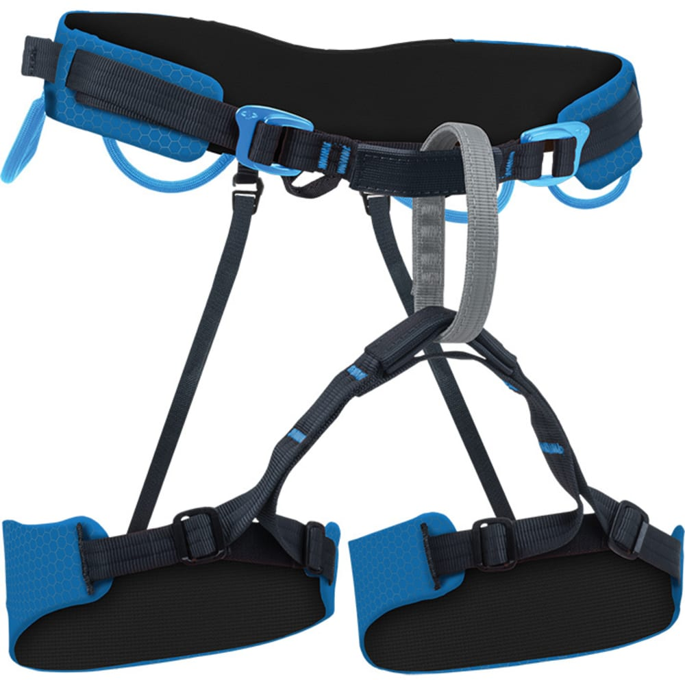 BEAL Rebel Soft Climbing Harness - BLUE