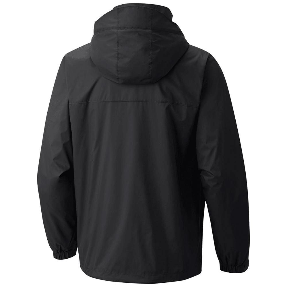 COLUMBIA Men's Glennaker Lake™ Lined Rain Jacket - BLACK-010