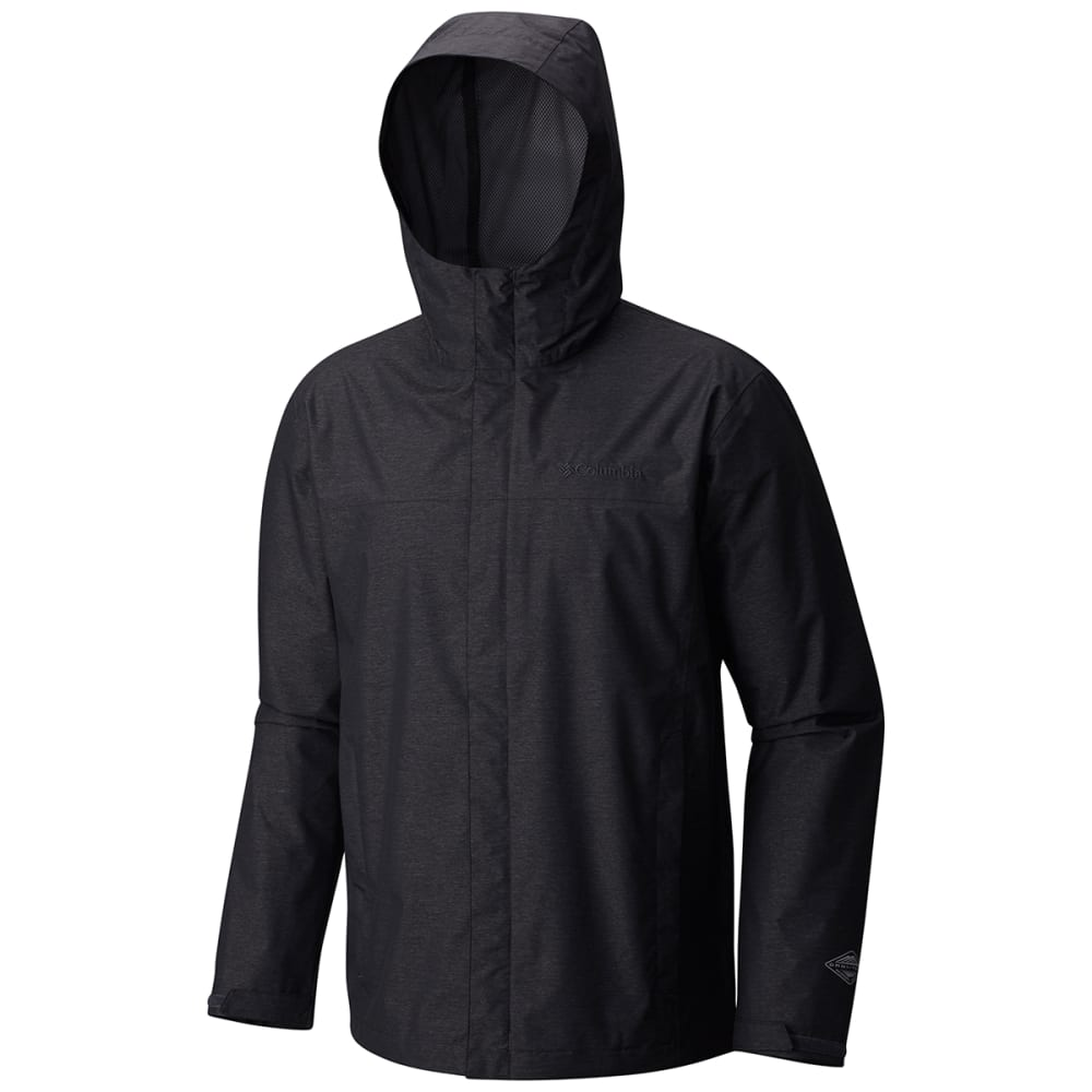COLUMBIA Men's Diablo Creek™ Rain Shell - SHARK-011