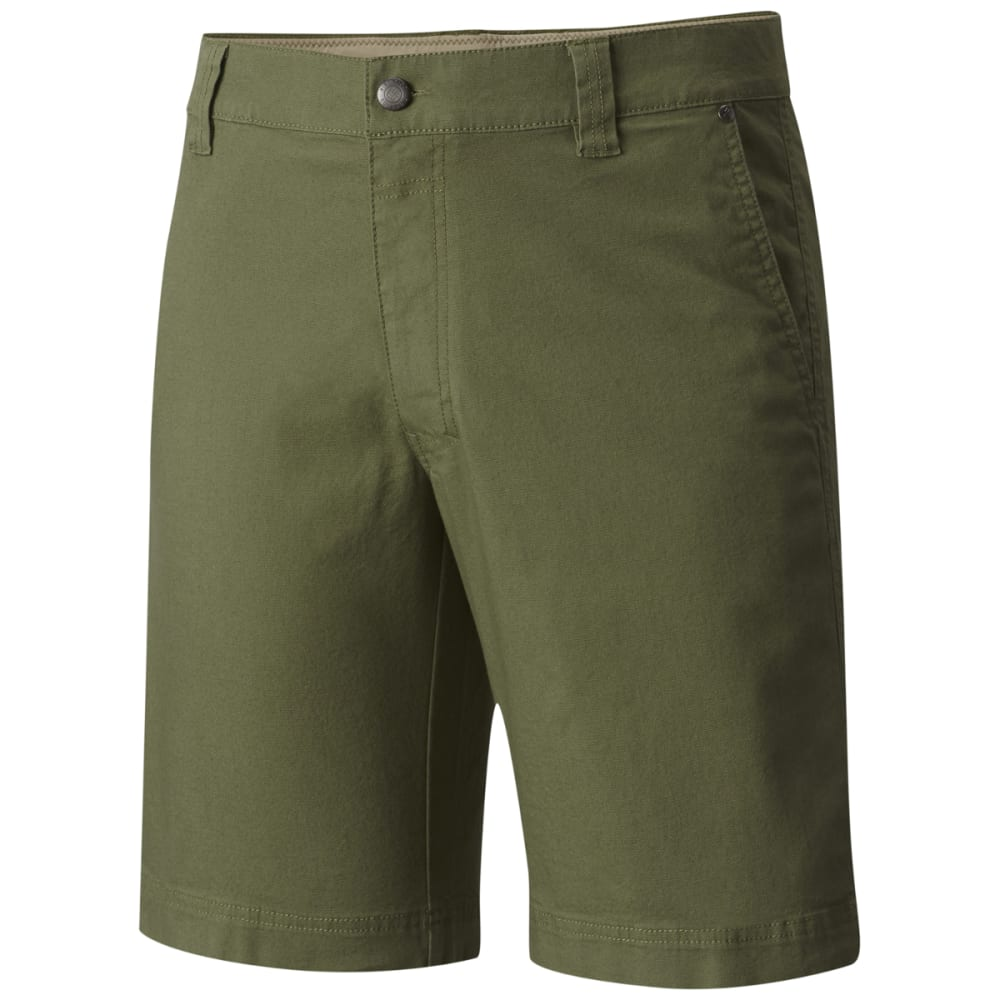 COLUMBIA Men's 8 in. Flex Roc Short - MOSSTONE-302