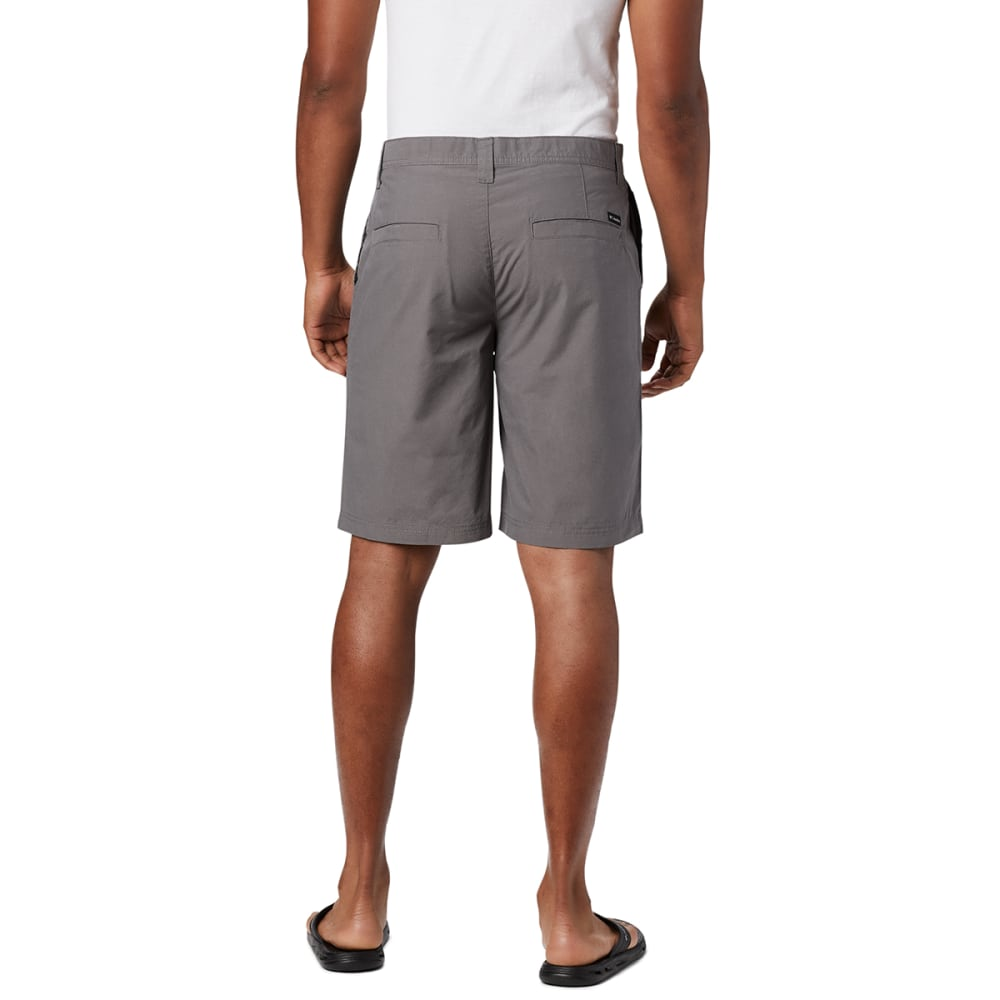 COLUMBIA Men's Washed Out Shorts - 023 CITY GREY