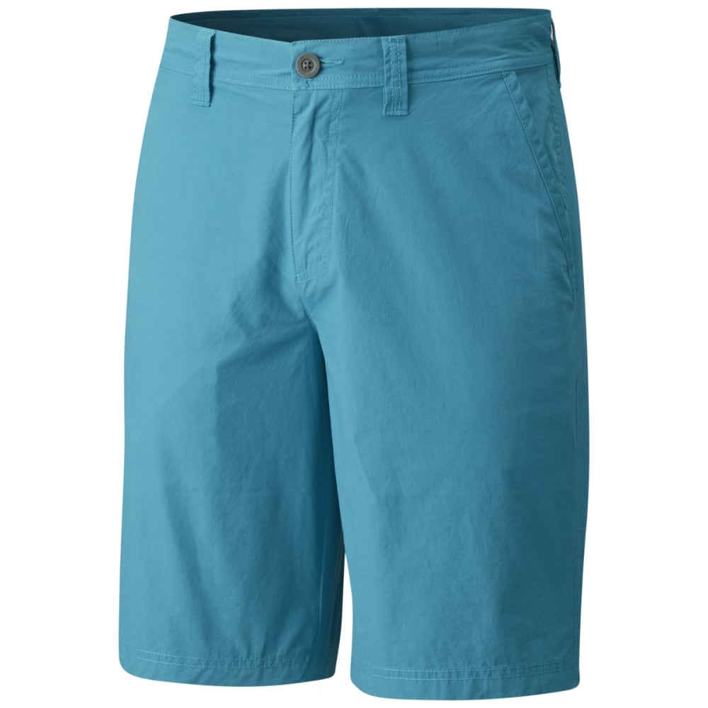COLUMBIA Men's Washed Out Shorts - EMERALD SEA-324
