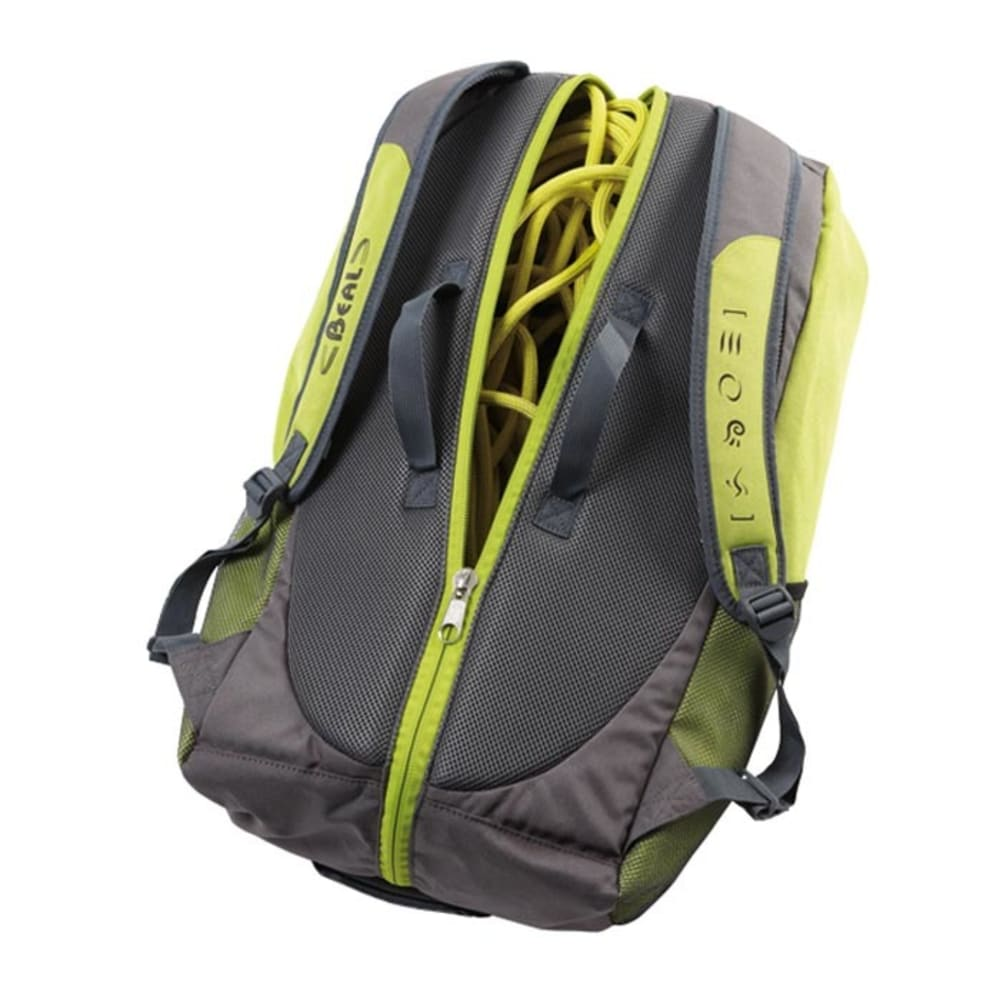 BEAL Clif Crag Pack - GREY/GREEN