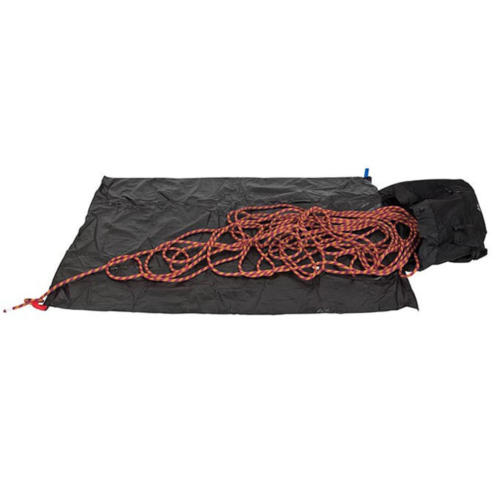 ABC Canyon Rope Sack Bag, Black - BLACK