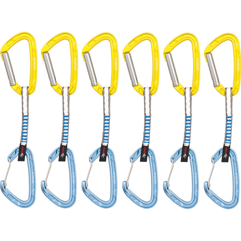 CYPHER Echo Mix 11CM QD 6 Pack Quickdraws - NO COLOR