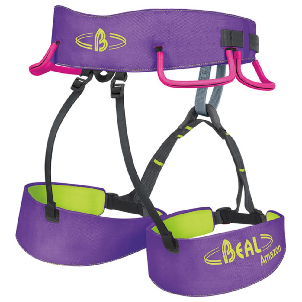 BEAL Amazon Harness, Purple/Lime - PURPLE/LIME