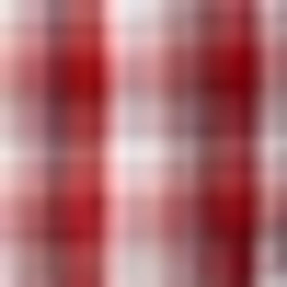 696-RED SPARK PLAID
