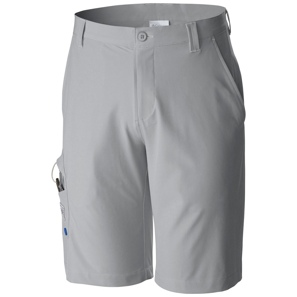 COLUMBIA Men's PFG Terminal Tackle Shorts - 019-COOL GREY