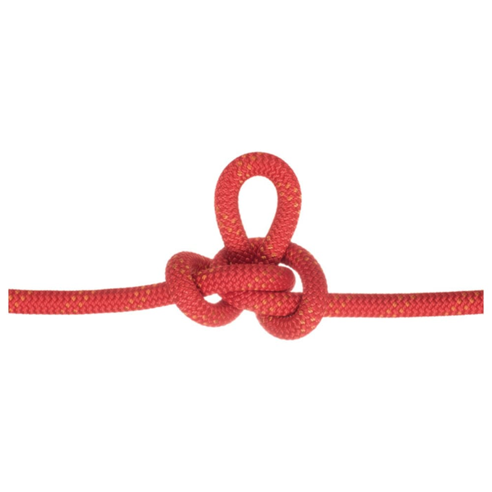 EDELWEISS Flashlight II 10MMX40M Rope, Red/Orange - RED/ORANGE