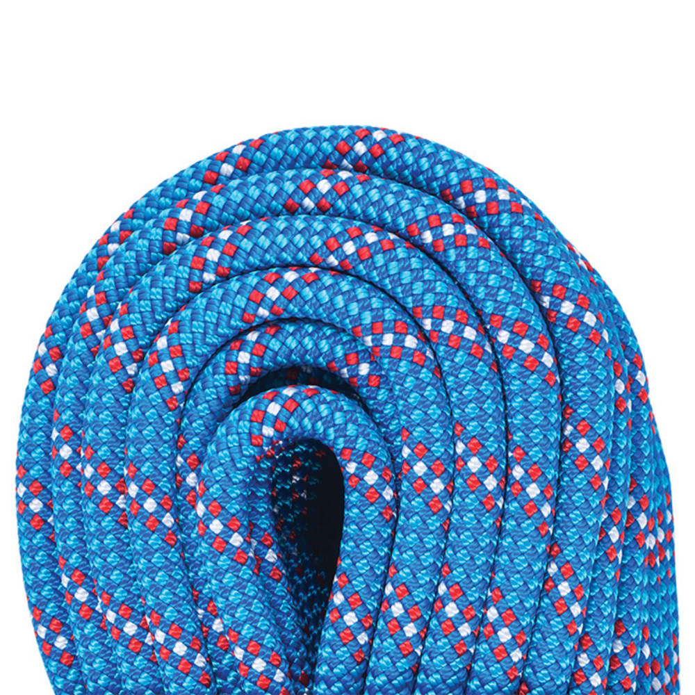 BEAL Rando 8MM X 30M Rope, Blue - BLUE
