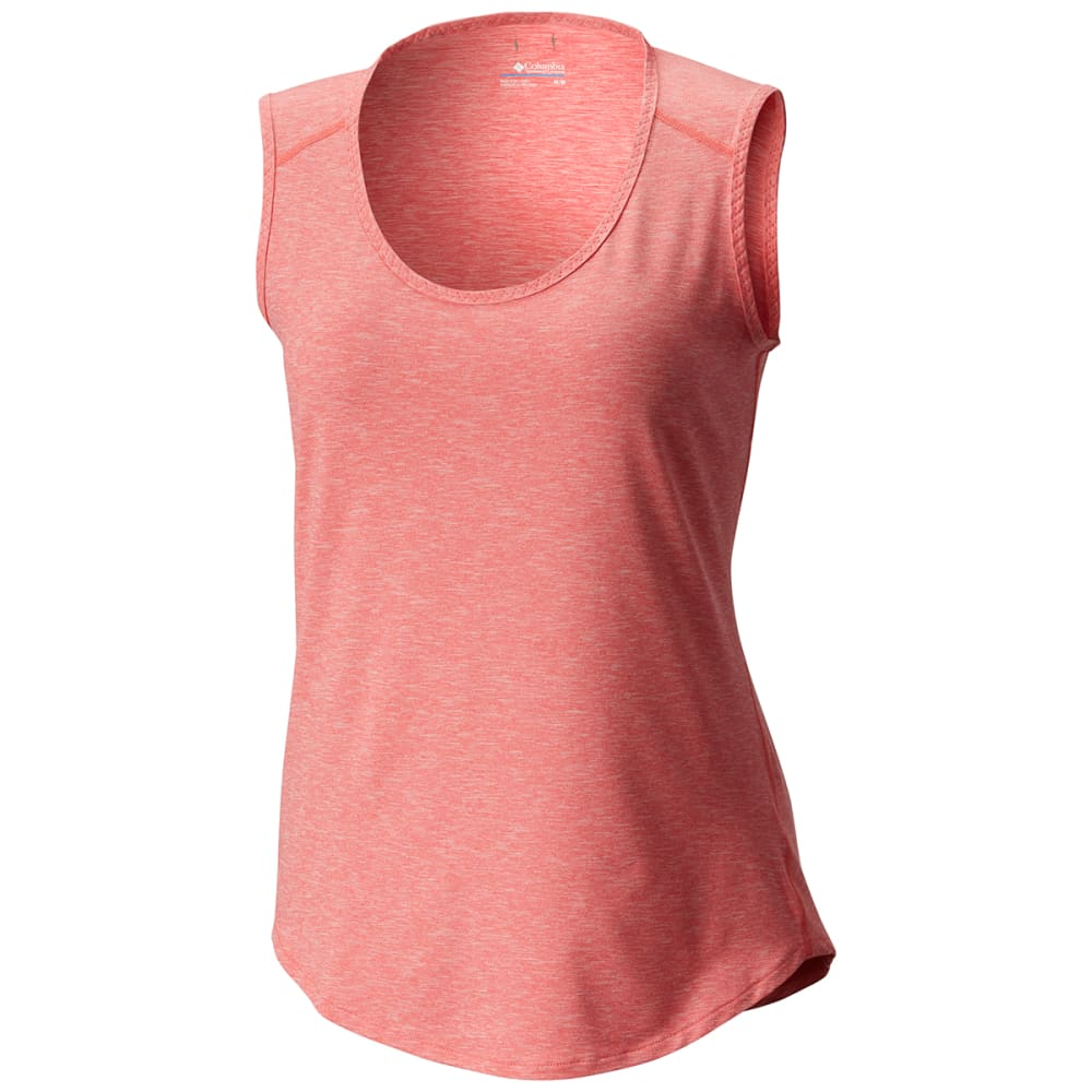 COLUMBIA Women's Wander More Tank Top XS