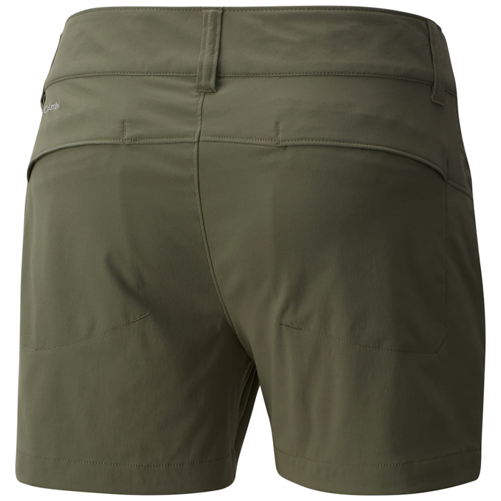 COLUMBIA Women's Saturday Trail Shorts - 316-CYPRESS