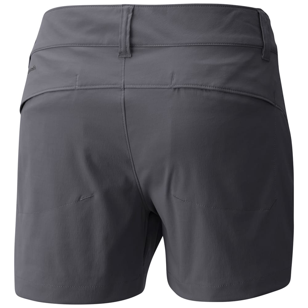 COLUMBIA Women's Saturday Trail Shorts - 419-INDIA INK